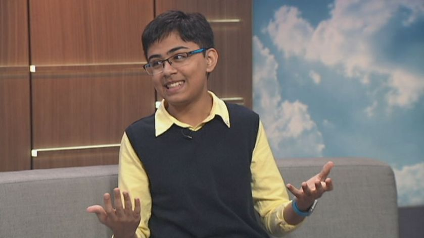 Meet the 13-year-old prodigy taking @IBM and artificial intelligence by storm  @BreakfastNews