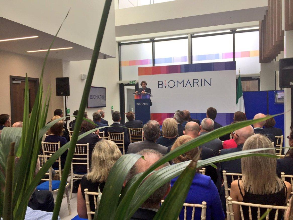 Supply Chain Planner, BioMarin, Cork - Job Sharing