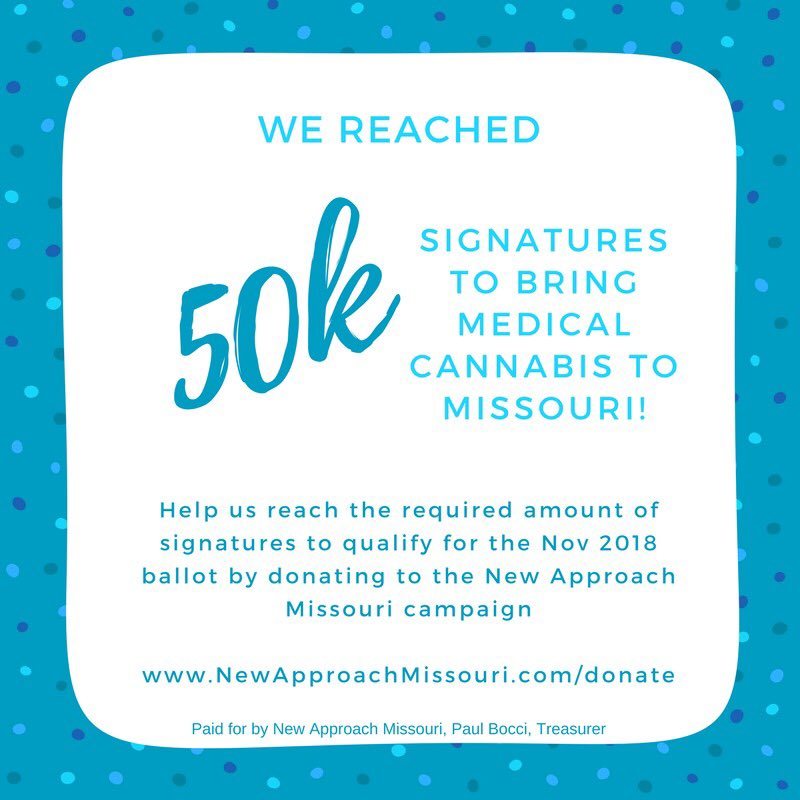Help us make medical #cannabis in #Missouri a reality!