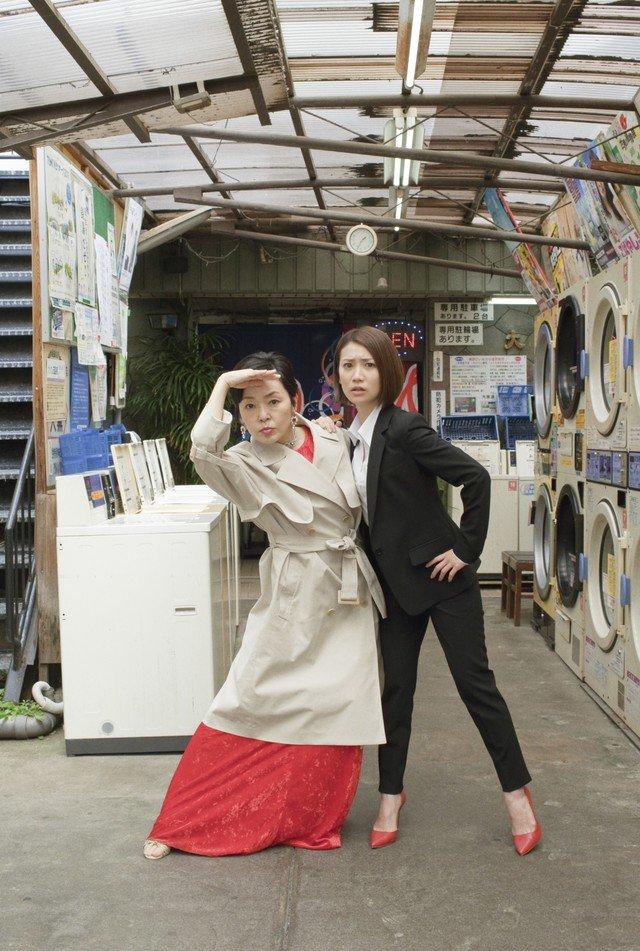 test ツイッターメディア - 小林聡美と大島優子がドラマで9変化、社交ダンスの先生&生徒や探偵など演じる(コメントあり) https://t.co/Qp2AYwGwx8 https://t.co/QvAkltwUe1