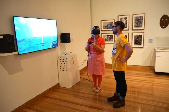 Can #virtualreality help save endangered Pacific languages?  #VR