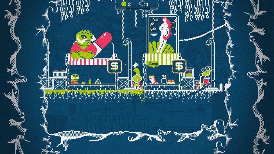 Image result for Slime-san on Nintendo Switch