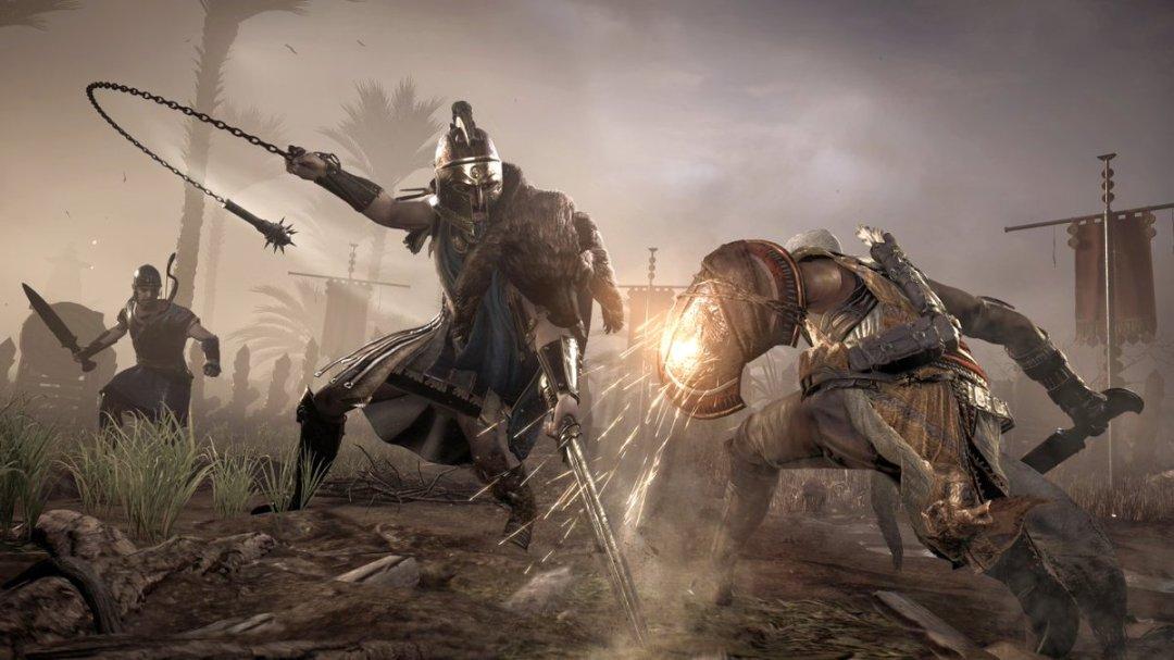 Assassin's Creed Origins Screenshots