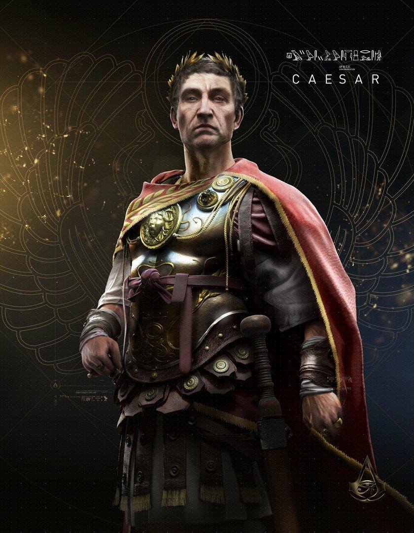 Assassin's Creed Origins Ceasar