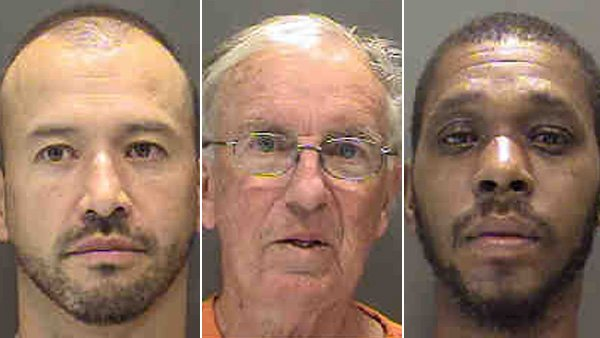 Six men arrested in undercover prostitution sting in Sarasota
