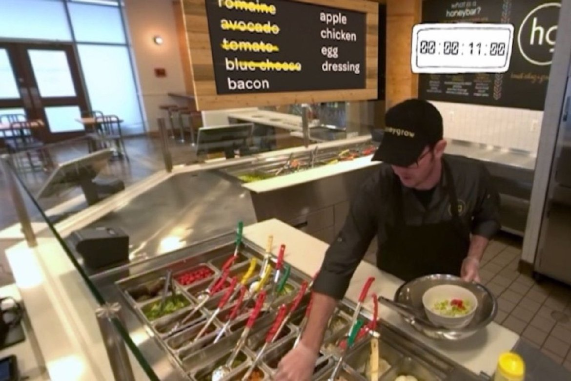 Why This Restaurant Chain Has Started Using VR to Train Employees  #VR #VirtualReality