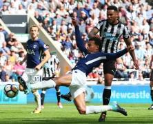 Video: Newcastle United vs Tottenham Hotspur