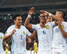 Video: U22 Malaysia vs U22 Brunei
