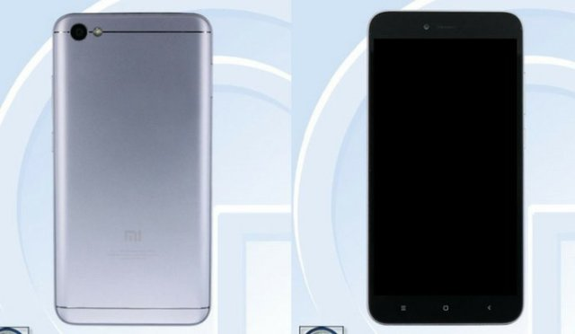 "Xiaomi Redmi Note 5A with 5.5"" HD Display & 3,000mAh Battery Listed on..."