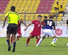 Video: U22 Campuchia vs U22 Philippines
