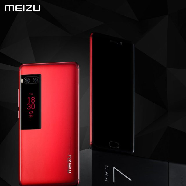 The Meizu PRO 7 comes with a built-in 4G & WiFi signal amplifier, which...