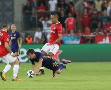 Video: Hapoel Be'er Sheva vs Maribor