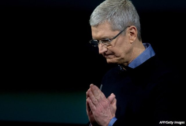 Apple CEO Tim Cook will likely receive a $89.6 million bonus next week, and...