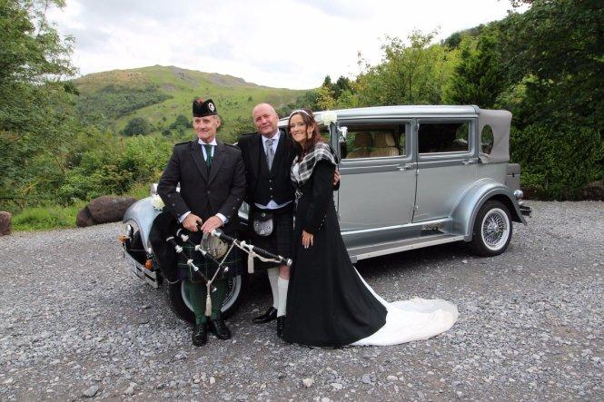 Henrietta Hire Wedding Car Cardiff Newport Chepstow Abergavenny