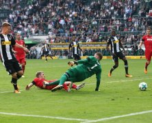 Video: Borussia M gladbach vs Eintracht Frankfurt