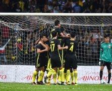 Video: U22 Malaysia vs U22 Myanmar