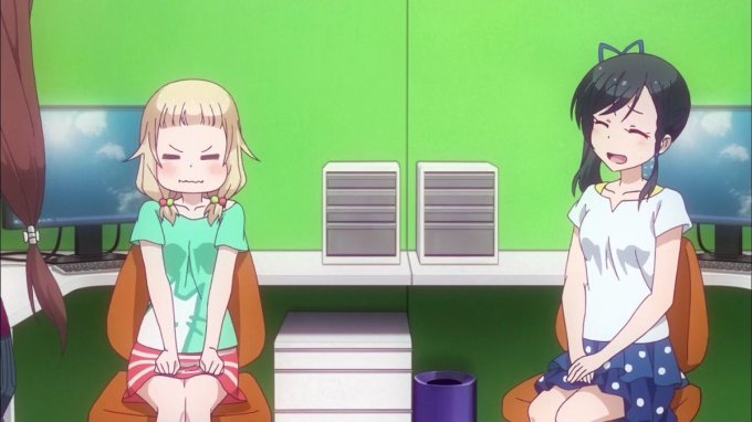 【NEW GAME!!】第9話 感想まとめ「シャツくらい着なよ!」 DI KdYNUMAAJRMg