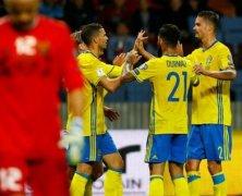 Video: Belarus vs Thụy Điển