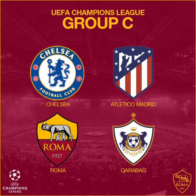 Chelsea Fc And Atletico De Madrid