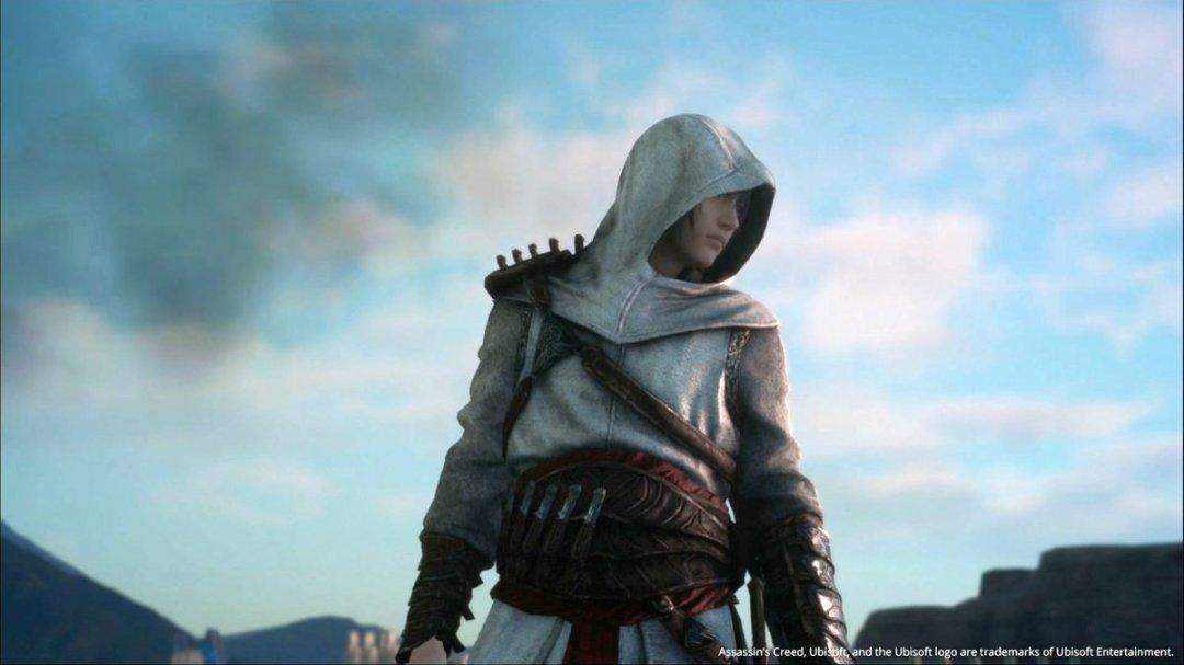 Final Fantasy XV Assassin's Festival Trailer