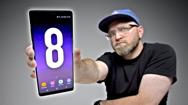 NEW VIDEO - DON'T Buy The Samsung Galaxy Note 8 - https://t.co/d5QlWeTTel RT!...