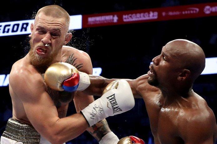 Repeticion de la pelea Mayweather vs McGregor