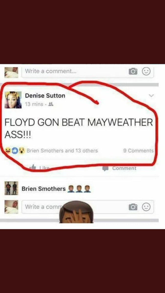 DIO8JxkXoAAD5eU Twitter Reacts To Mayweather Versus McGregor