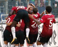Video: Hannover 96 vs Schalke 04
