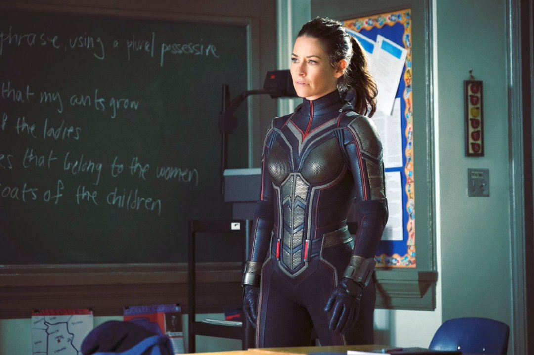 Evangeline Lilly As Wasp