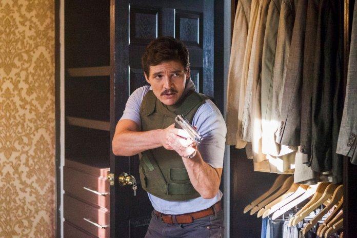 Agente Peña Narcos tercera temporada