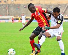 Video: Uganda vs Egypt