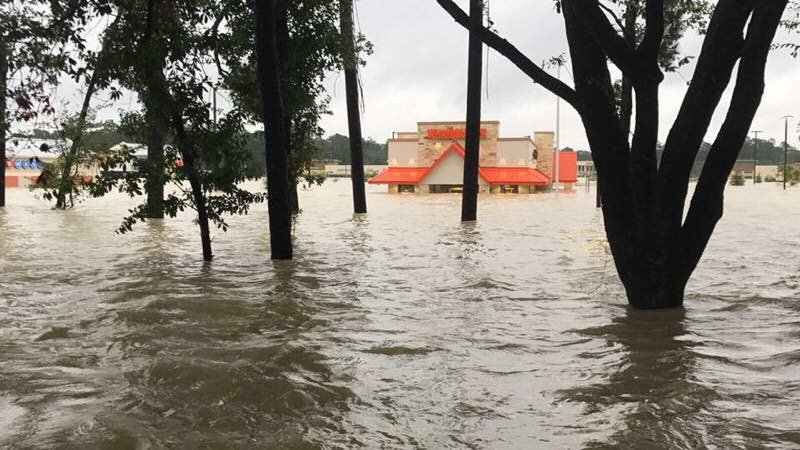 Whataburger pledges close to $2 million in Harvey efforts