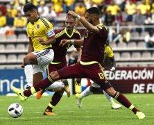 Video: Venezuela vs Colombia