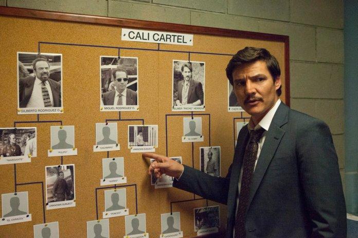 Mentiras de la temporada 3 de narcos
