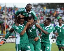 Video: Nigeria vs Cameroon