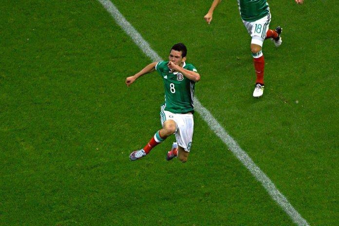 Repetición Gol México vs Panamá