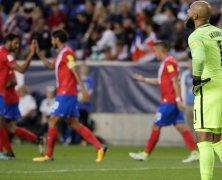Video: Mỹ vs Costa Rica