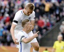 Video: Phần Lan vs Iceland