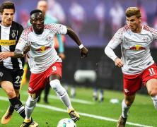 Video: RB Leipzig vs Borussia M gladbach