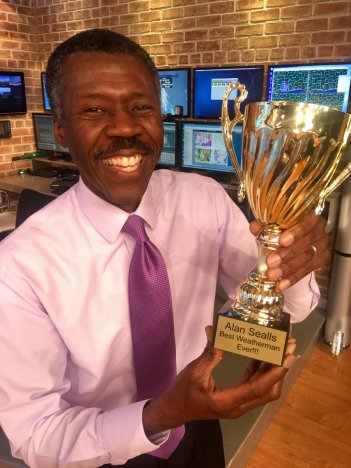 Image result for Alan Sealls is Chief Meteorologist