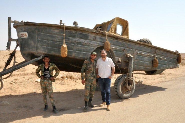DJNwaScWsAEOHnA Сирийская армия форсирует Евфрат