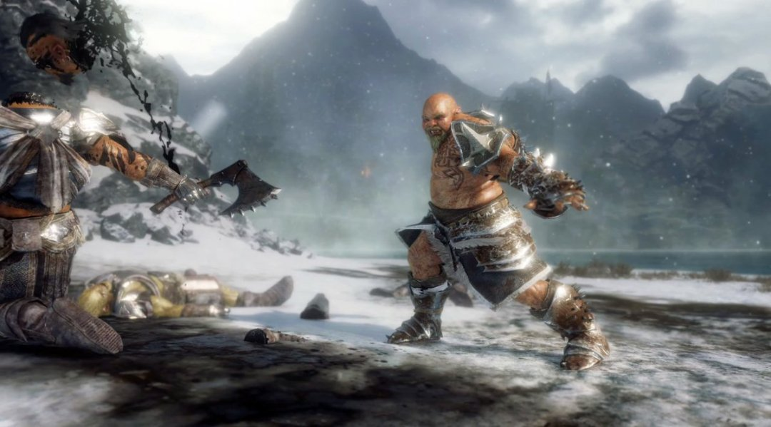 Middle-earth: Shadow of War Forthog Orc Slayer Trailer