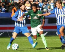 Video: Hertha BSC vs Werder Bremen