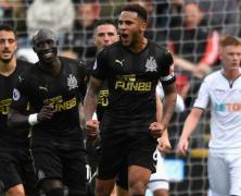 Video: Swansea City vs Newcastle United