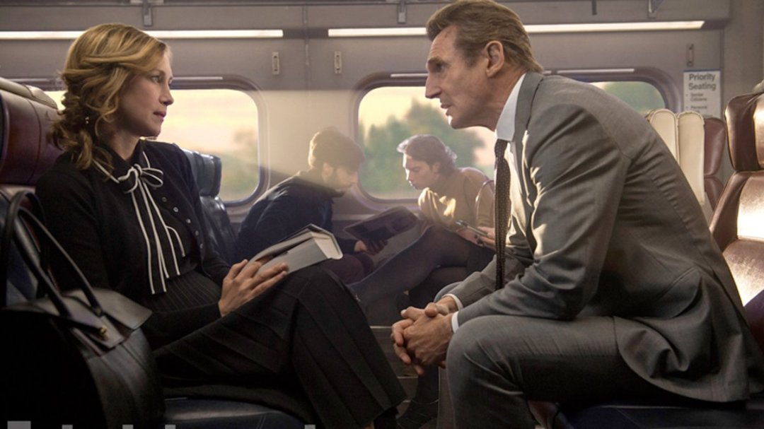 The Commuter Trailer Featuring Liam Neeson