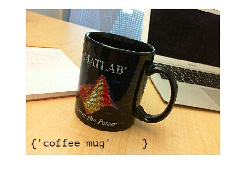 Learn how to classify images directly from your webcam with MATLAB!  #deeplearning