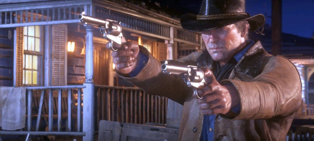 New Red Dead Redemption 2 Trailer Is Here