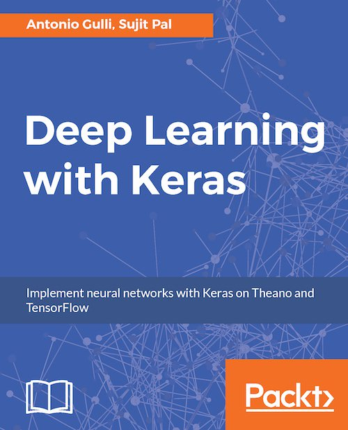 Deep Learning with Keras  #AI #DeepLearning #books