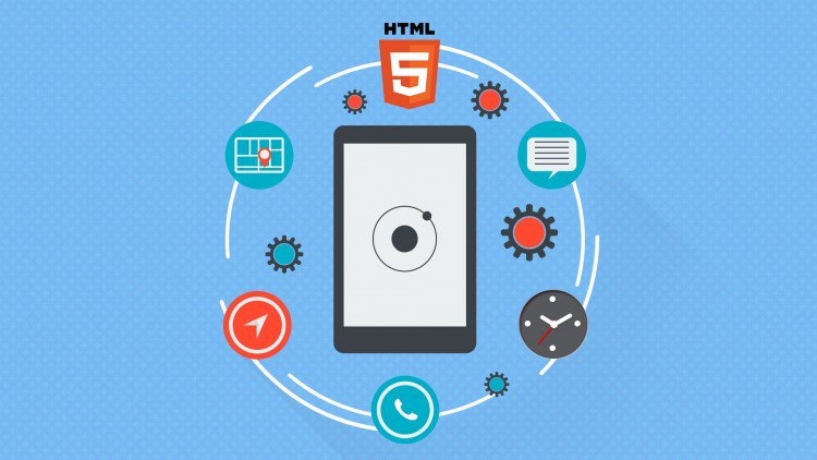 Ionic 1 by Example: Create Mobile Apps in HTML5 ☞  #javascript #ES6 #react #js #vue