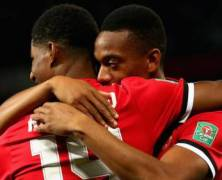 Video: Manchester United vs Burton Albion